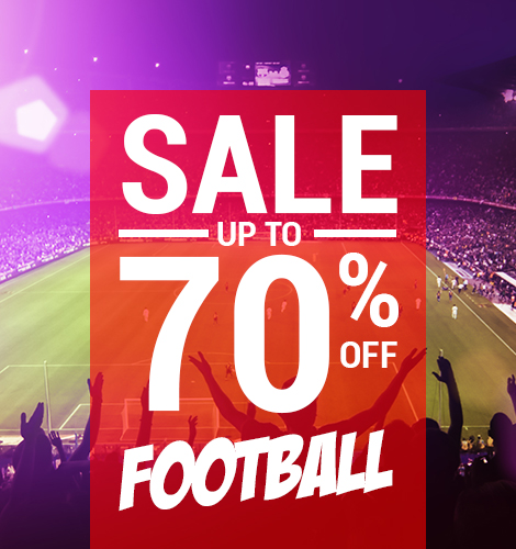 Soccer Sale up to 70% off