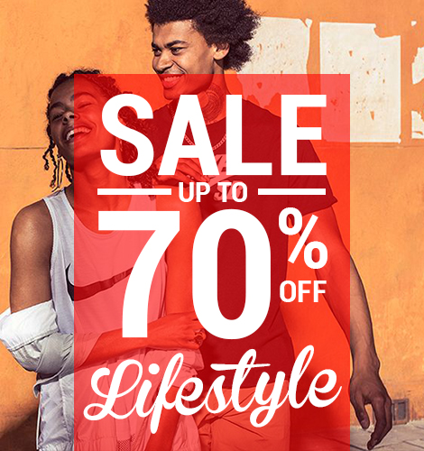 Lifestyle Sale up to 70% off