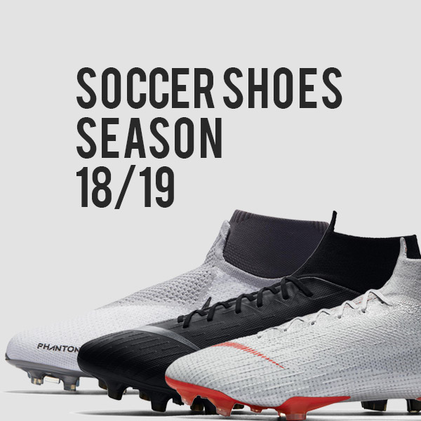 Soccer Shoes Season 18/19