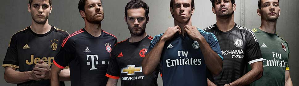 <b>FOOTBALL JERSEY SALE 25% OFF</b> Check out the latest Replica  football jersey 2014/15