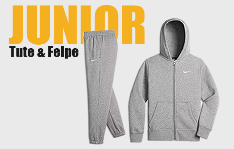 <b>JUNIOR</b> Tute e felpe