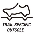 TRAIL SPECIFIC OUTSOLE